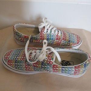 b3a185a80fe647 Vans Shoes - Vans Era Original Mahalo Sneakers Size 11 Mens